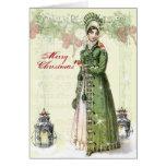 A Joyous Noel Greeting Card