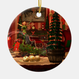 A Joyous Yule Ornament
