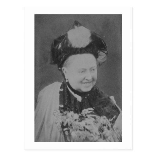 A Jubilee Portrait of Queen Victoria (1819-1901) L Postcard