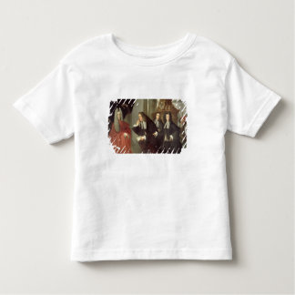 A Judge and Three Advocates, Venetian School (oil Toddler T-Shirt