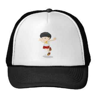 A jumping cap