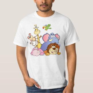 A Jungle Animals T Shirt