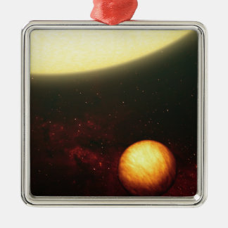 A Jupiter-like planet Christmas Ornament