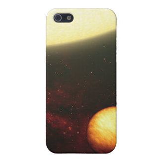 A Jupiter-like planet iPhone 5/5S Cases