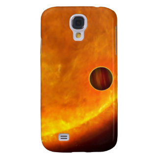 A Jupiter-sized planet Galaxy S4 Case