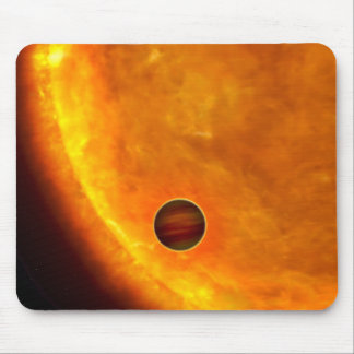 A Jupiter-sized planet Mouse Mat