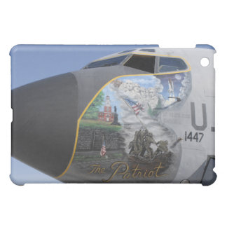 A KC-135 Stratotankerdisplaying patriotic nose iPad Mini Case