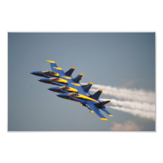 A keep sake Photo of the Blue Angels