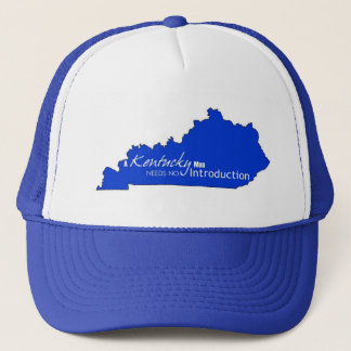 A Kentucky Man Trucker Hat