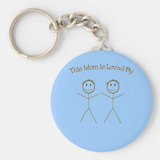 A Keychain for Mom