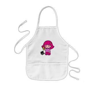 a kids apron