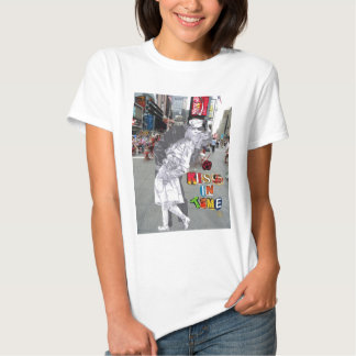 A Kiss in Time Tees