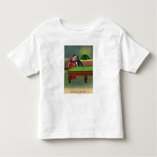 A Kiss off the Red Toddler T-Shirt