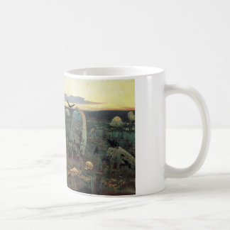 A Knight at the Crossroads Coffee Mug