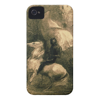 A Knight, c.1885 iPhone 4 Covers