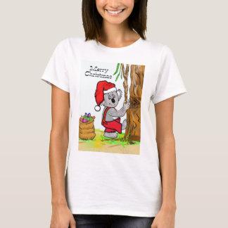 A Koala Merry Christmas T-Shirt