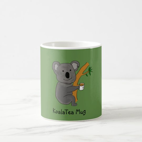 A Koala Tea mug. Coffee Mug