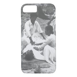 A Korean family mourns their murdered _War Image iPhone 7 Case