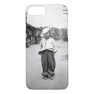 A Korean orphan boy adopted_War Image iPhone 7 Case