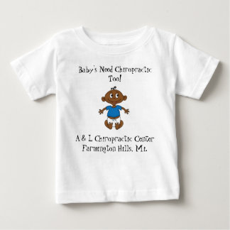 A & L Chiropractic Center Infant T-Shirt