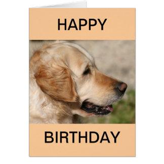 A Labrador's Smile Greeting Card