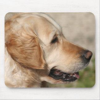 A Labrador's Smile Mouse Pad