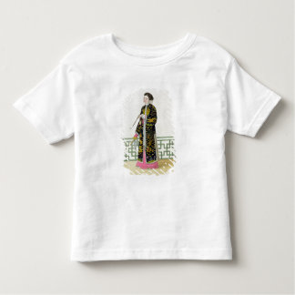 A Lady of Distinction in her Habit of Ceremony, pl Toddler T-Shirt