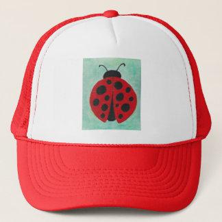 A Ladybug on my Hat