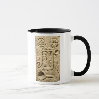 A laid table, from Timgad, Algeria Mug