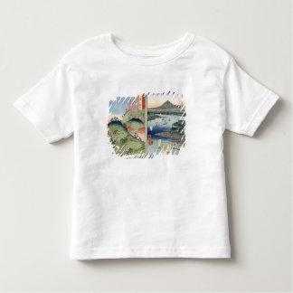 A landscape and seascape toddler T-Shirt