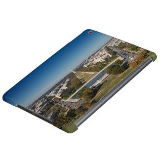 A landscape view of Washington DC iPad Air Case