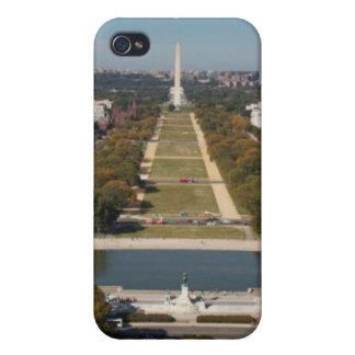 A landscape view of Washington DC iPhone 4/4S Case
