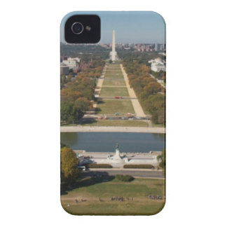 A landscape view of Washington DC iPhone 4 Cases