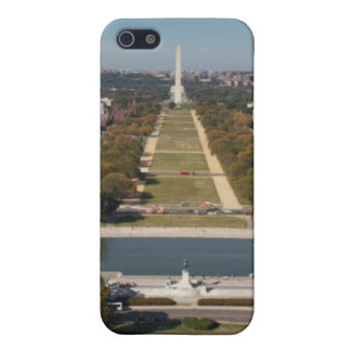 A landscape view of Washington DC iPhone 5 Covers