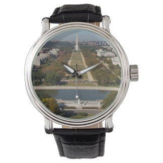 A landscape view of Washington DC Watch