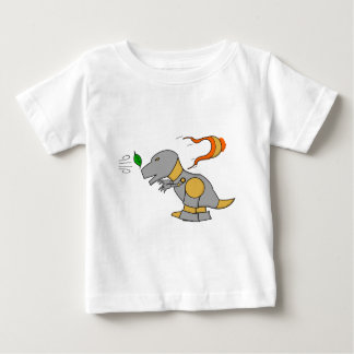 A leaf in the Wind Baby T-Shirt
