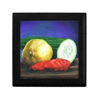A Lemon and a Cucumber Gift Box