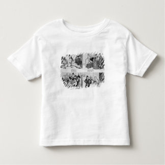 A Lesson for Spendthrifts by Dr. Johnson, 1794 Toddler T-Shirt
