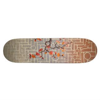 a life less complex skate board deck