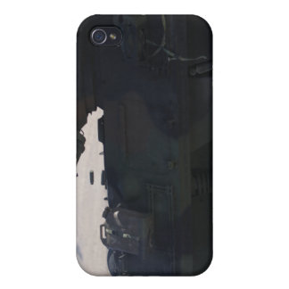 A light armored vehicle fires case for the iPhone 4