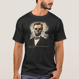 A. Lincoln Quote T-Shirt