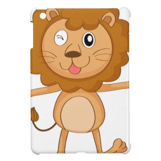a lion iPad mini covers