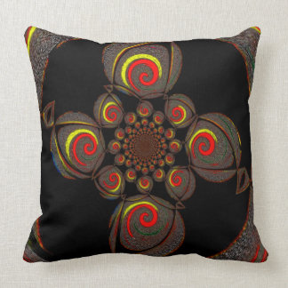 A little abstract and a little contemporary throw pillow