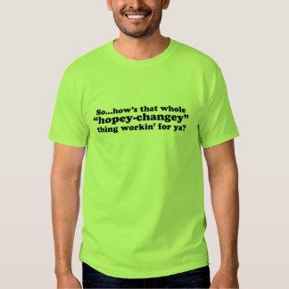 A Little Anti-Obama Humor Tee Shirts