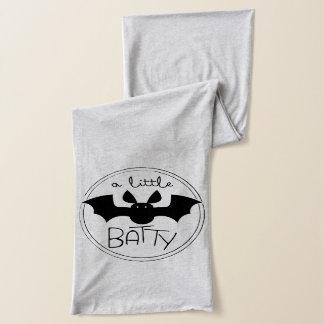 A Little Batty Scarf