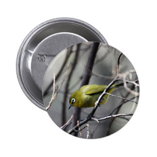 A little Bird Whispered In My Ear 6 Cm Round Badge