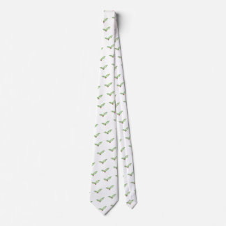A Little Bit of Christmas Men's Holly Tie