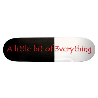 A little bit of Everything Skateboard