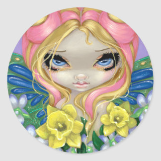 """""""A Little Bit of Spring"""" Sticker"""