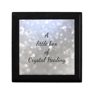 A little box of Crystal Healing